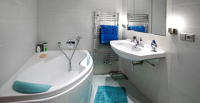 Example of our bathroom remodeling in Tavares, FL