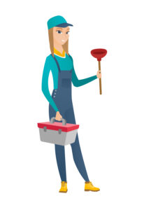 Female-Plumber-206x300 The Villages Plumbing Service Experts