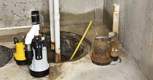 Sump-Pump-Repair-Replacement-Leesburg-FL Sump Pumps