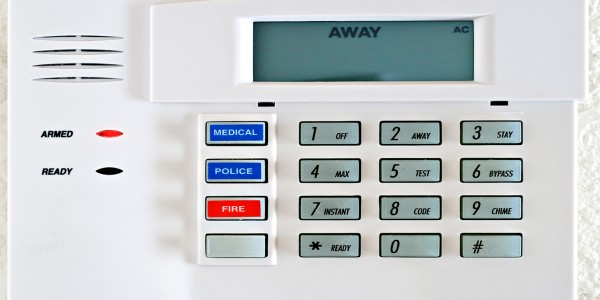 alarmsystem-600x300 The Summer Months Make the Most Sense for Updating Your Home Security System