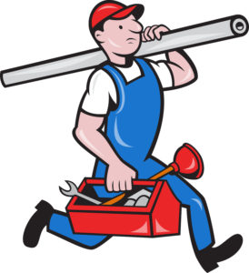 plumber-with-pipe-toolbox-cartoon_M128buIO_L-274x300 The Best Leesburg Plumbers